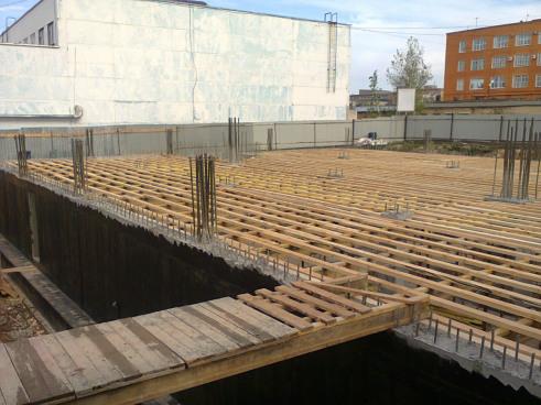 Строительство коммунально-складского объекта