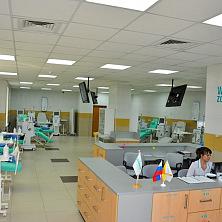Амбулаторное отделение медицинского центра