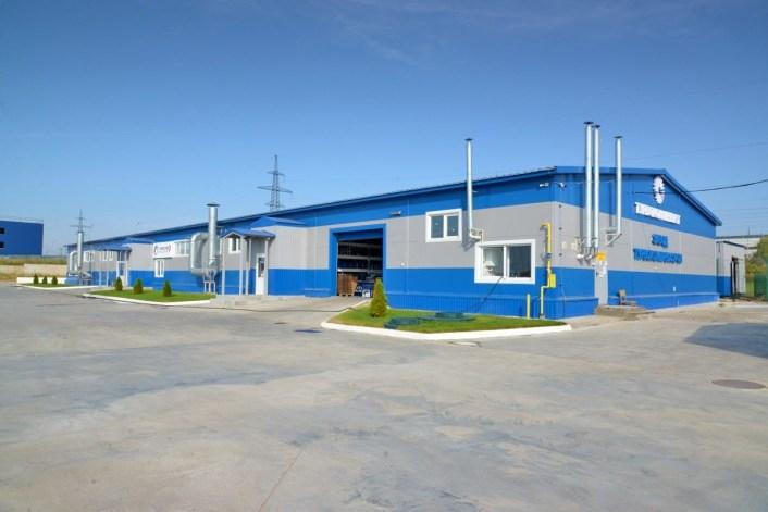 Цех по производству турбокомпрессоров построен компанией СК ТАВ