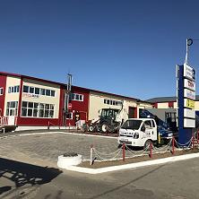 Торгово-выставочный комплекс с автостоянкой