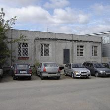 Здание до реконструкции