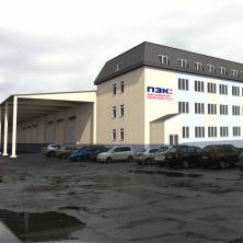 Проект реконструкции склада под распределительный центр