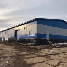 Цех по производству турбокомпрессоров ООО «Турбоком-Инвест»