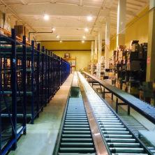 Реконструкция склада под хранение фармацевтической продукции