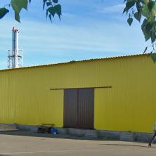 Торгово-складской комплекс «Чувашгосснаб»: Холодный склад 550 м2