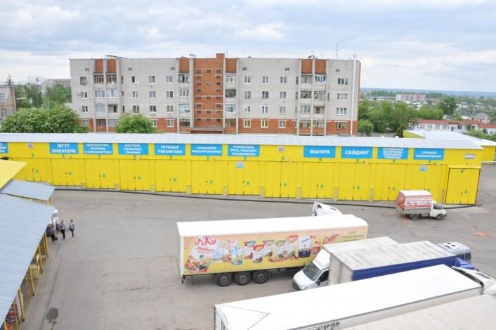 Холодный склад площадью 400 кв. м на территории торгово-складского комплекса Чувашгосснаб, Чебоксары. Построен Строительной компанией ТАВ в 2014 году