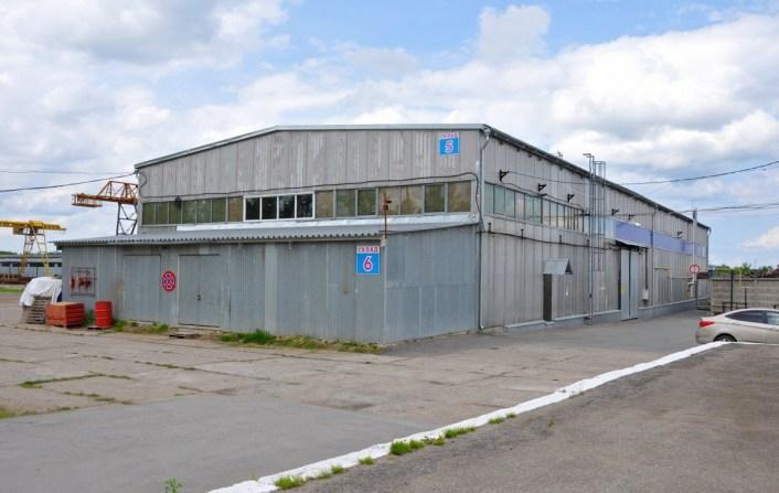 холодный склад 1400 кв.м.
