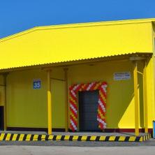 Торгово-складской комплекс «Чувашгосснаб»: Склад 1200 кв. м.