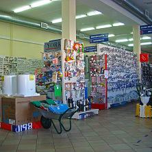 Торгово-выставочный зал после реконструкции