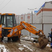 МСТ 544 на объекте проекта