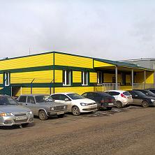 Реконструкция завершена - торговые помещения успешно эксплуатируются