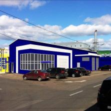 Торгово-складской комплекс «Чувашгосснаб»: Склад 224 кв. м.