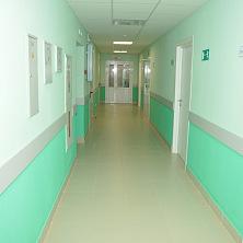Помещение медицинского центра после реконструкции