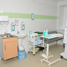 Все готово к приему пациентов