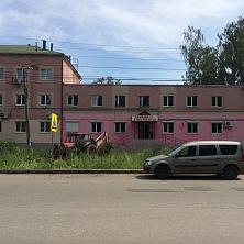 Вид на здание до реконструкции