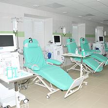 Завершен монтаж медицинского оборудования