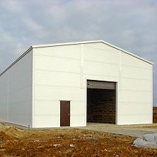 Овощехранилище построено