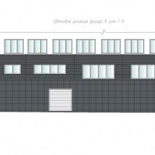 Проект надстройки второго этажа промышленного здания