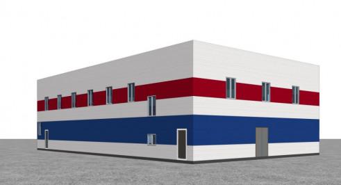 Проект магазина-склада
