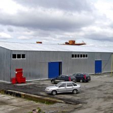 Холодный склад 1200 кв.м.